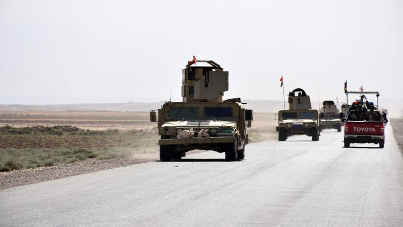 Wojska irackie