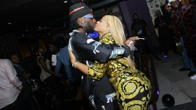 Is Burna Boy getting married to Stefflon Don this year? [Video]