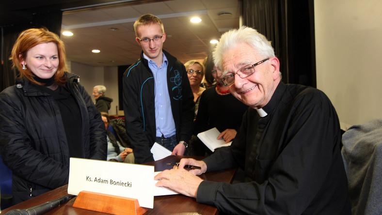 Ksiądz Adam Boniecki