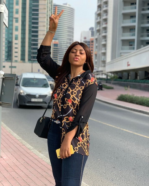 Regina Daniels, in the space of three months got for herself three exotic cars [Instagram/ReginaDaniels]