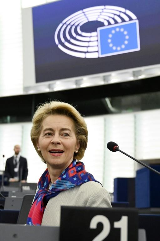 European Commission chief Ursula von der Leyen stressed that Britain will become a 'third country' after Brexit, meaning current EU rights and privileges will disappear