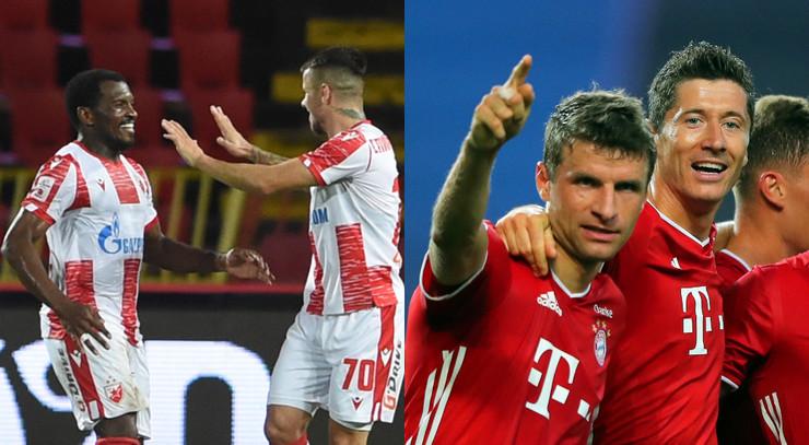 Crvena zvezda navijala za Bajern