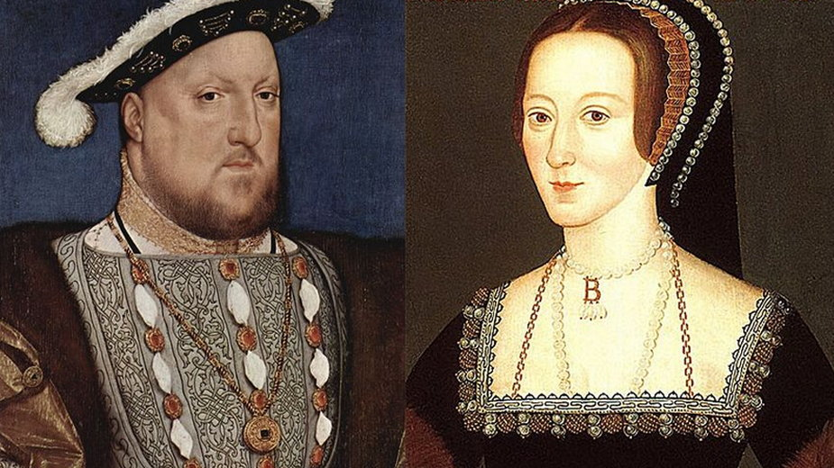 Henryk VIII i Anna Boleyn