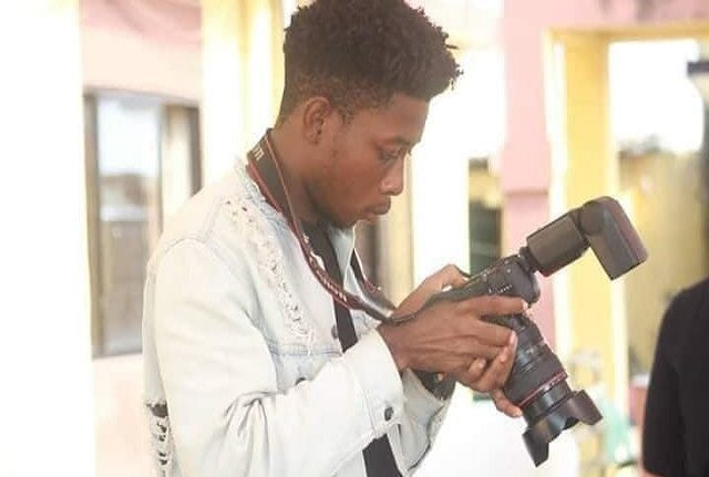 Yinka Badmus, the Nigerian photographer reportedly arrested for having dreadlocks.