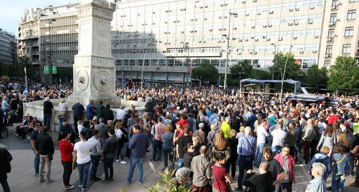 Protesti 005_180519_RAS foto P Dimitrijevic