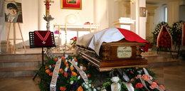 Pogrzeb Jerzego Gruzy. Wzruszająca uroczystość