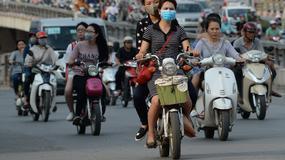 Z ulic stolicy Wietnamu do roku 2030 mają zniknąć motocykle