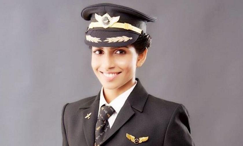 Anny Divya została najmłodszą kobietą-pilot Boeinga 777 na świecie