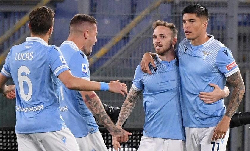 Lazio i AC Milan stworzyły w poniedziałkowy wieczór świetne widowisko.