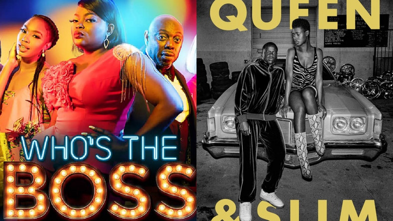 Inkblot's 'Who's the Boss' and Hollywood's 'Queen and Slim' opening in Nigerian cinemas this Valentine season