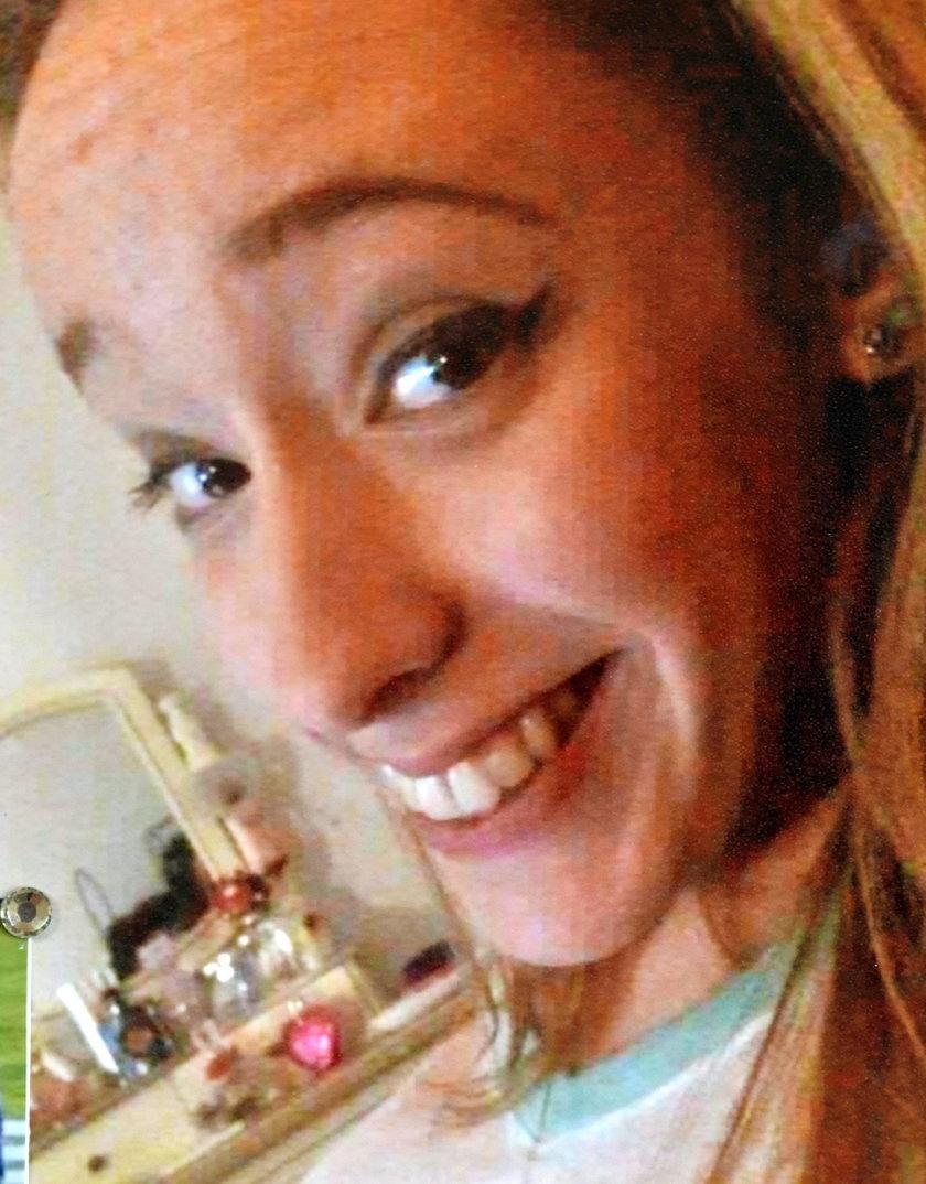18-letnia Kate Whalley  została potrącona niedaleko domu