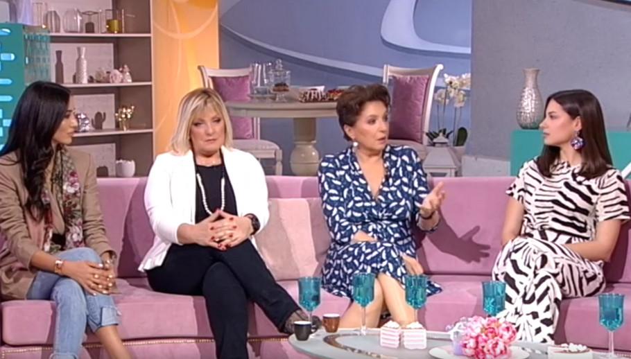 Mirjana Karanović u emisiji