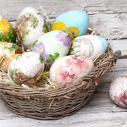 Piękne Dekoracje Wielkanocne Ręcznie Robione łatwe Efektowne