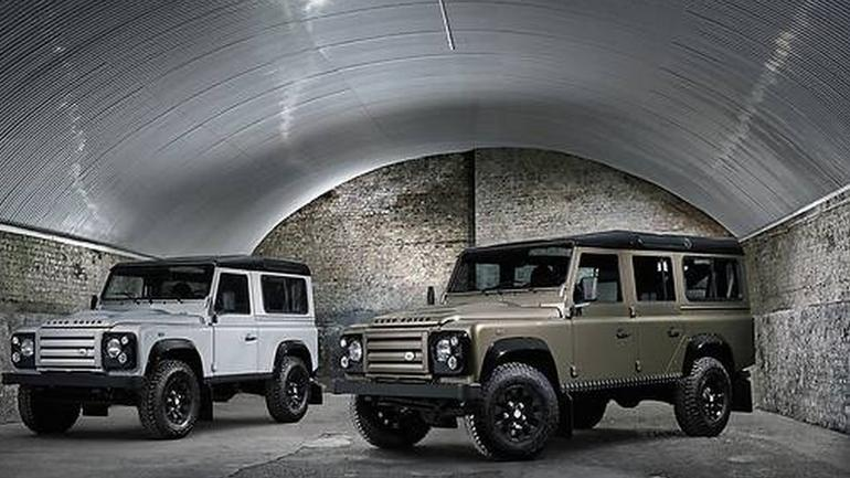 Land Rover Defender Rough – luksusowy twardziel