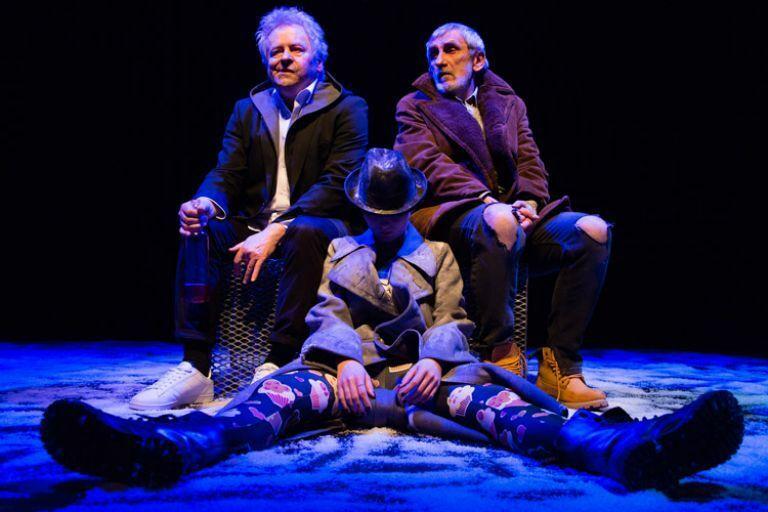"""""""Antygona w Nowym Jorku"""", spektakl w Teatrze  Śląskim (2016 r.)"""