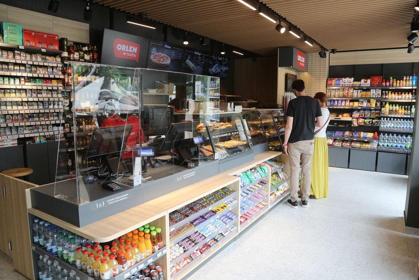 Małoformatowy sklep ma być konkurencją dla sieci Żabka