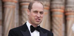Książę William był szpiegiem swojej babci