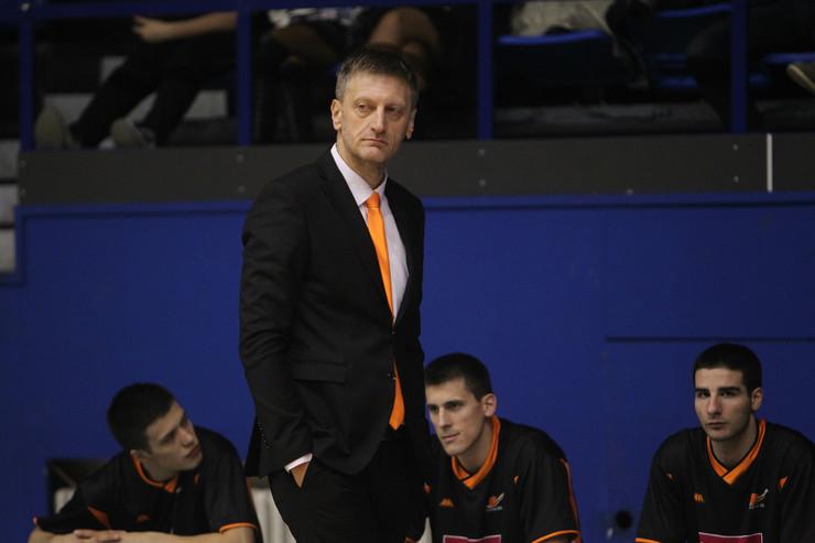 Oliver Popović, trener Dinamika