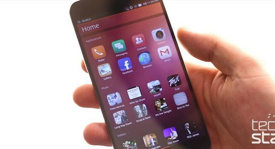 Ubuntu Phone auf dem Meizu MX3 im Hands-on