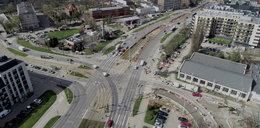 W sobotę rusza przebudowa skrzyżowania ulic Dmowskiego i Jagiełły
