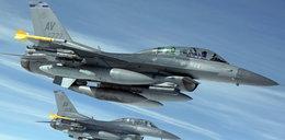 Myśliwce NATO szaleją na niebie. To odpowiedz na prowokacje!