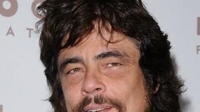 "Benicio Del Toro w ""How the Light Gets In"""