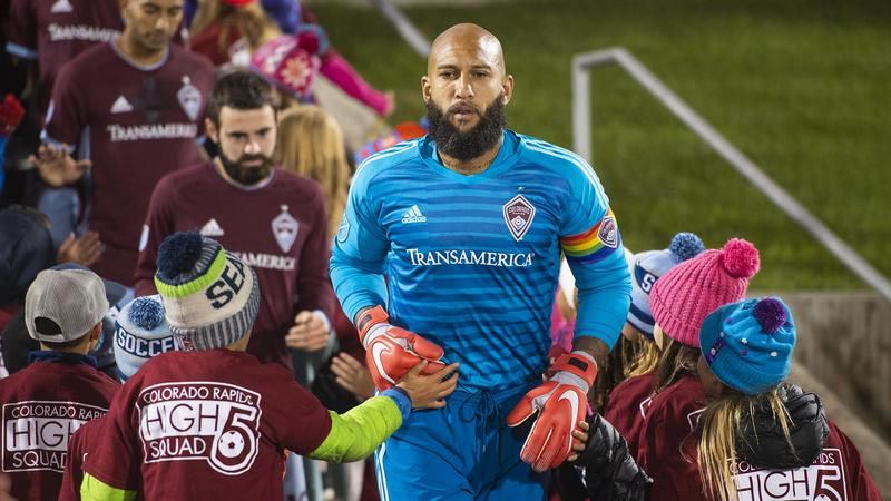 Tim Howard /Fotó: Getty Images