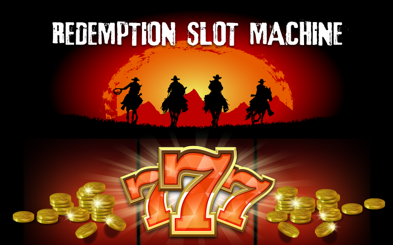 gameplanet Redemption Slot Machine