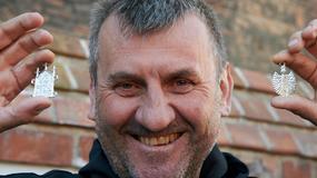Marek Kamiński idzie pieszo do Santiago de Compostela