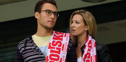Piłkarze zepsuli randkę Janowicza