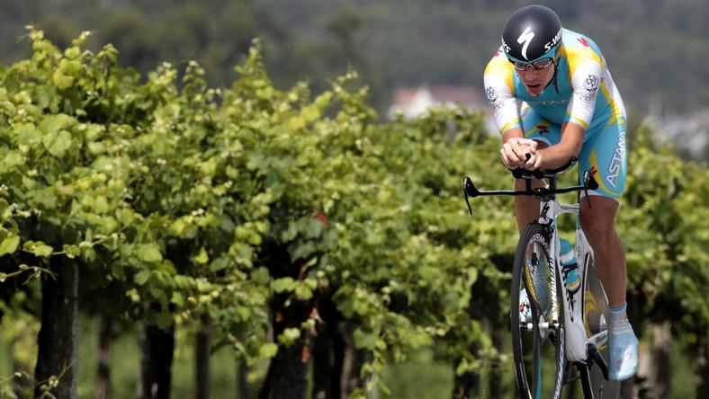 Kolarz w barwach Szwecji wygrał jedenasty etap Vuelta A Espana