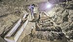 Otkrivena grobnica sa 17 mumija starih 2.300 godina