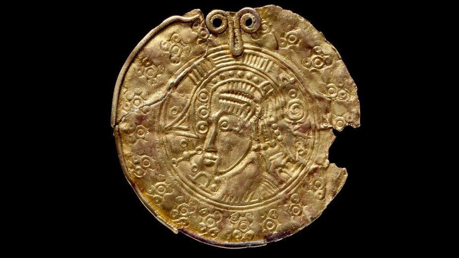Wszystkie pozostałe angielskie monety z wczesnego średniowiecza znajdują się w publicznych zbiorach (zdjęcie poglądowe)