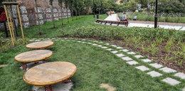 Tak wygląda park kieszonkowy przy ul. Łobzowskiej w Krakowie