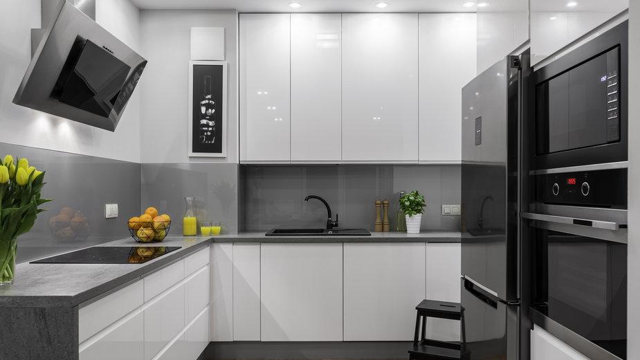 Jak zagospodarować małą kuchnię? -  Dariusz Jarzabek/stock.adobe.com