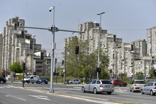 raskrsnica Novi Beograd kontrolne kamere 230419 foto RAS Snezana Krstic34 preview