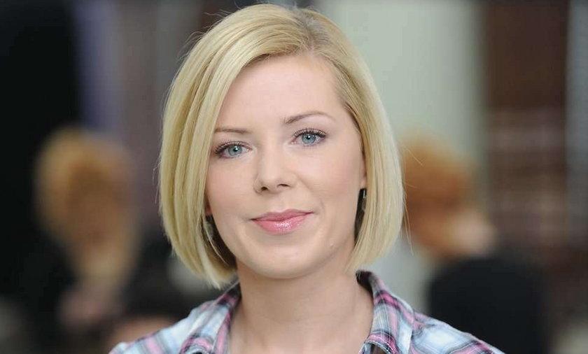 Dziennikarka TVN24 urodziła