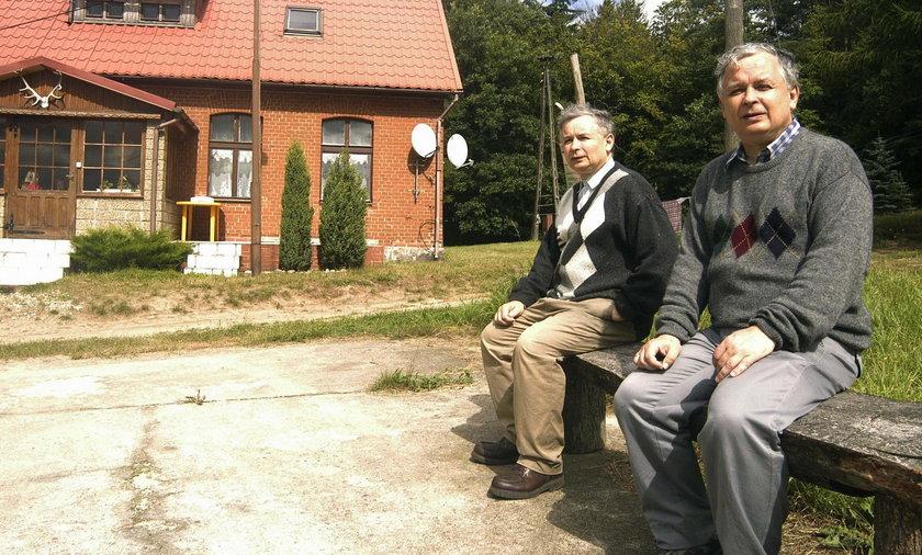 jarosław i lech kaczyńscy