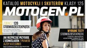 Jedyny w polskim internecie: pobierz Katalog motocykli i skuterów 125