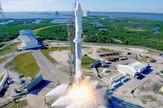raketa lansiranje falkon 9
