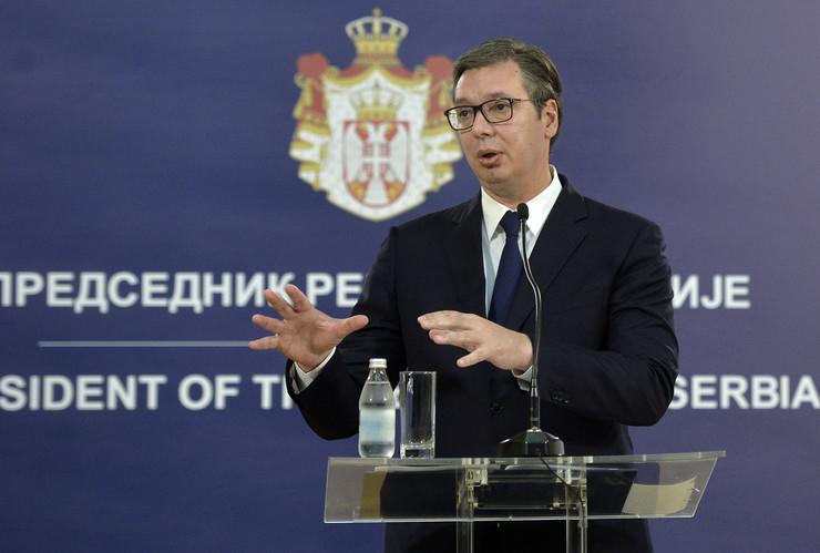 Aleksandar Vučić, autoput Ruma Šabac, ugovor, potpisivanje