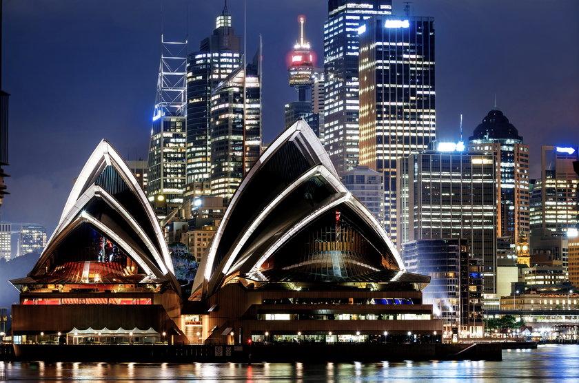 Tak luksusowo poleci Duda do Australii