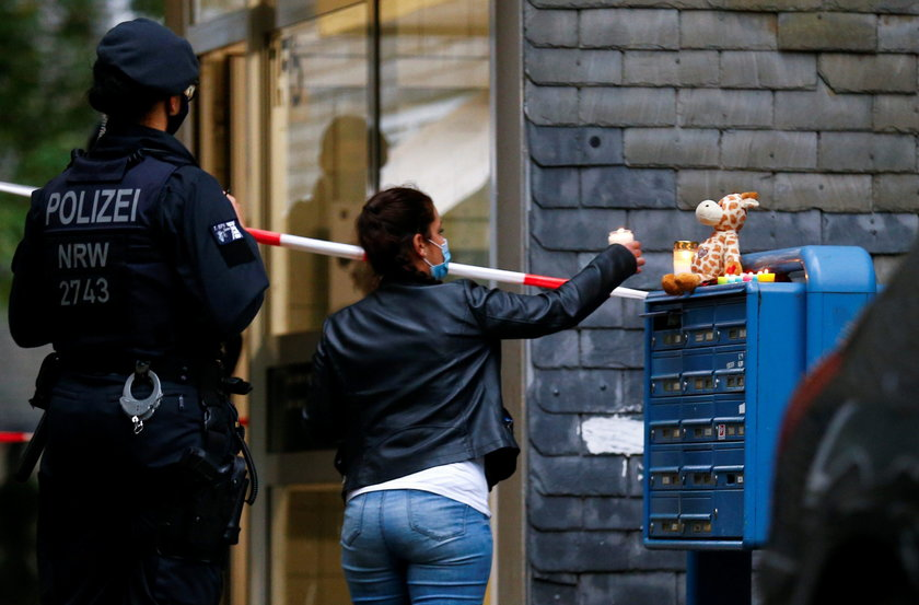Tragedia w Niemczech. Matka zabiła pięcioro dzieci