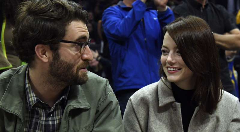 Here's Everything We Know About Emma Stone's Fiancé Dave McCary