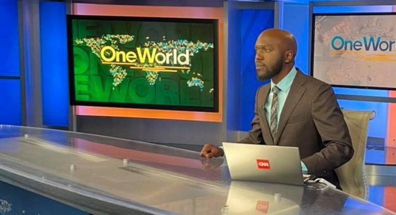 Larry Madowo lands News Anchor role at CNN