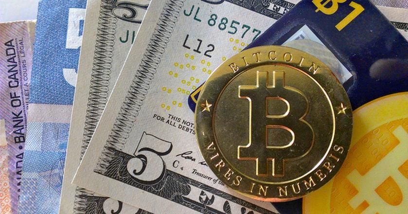 Kurs bitcoina pobił kolejną barierę - 3 tysiące dolarów