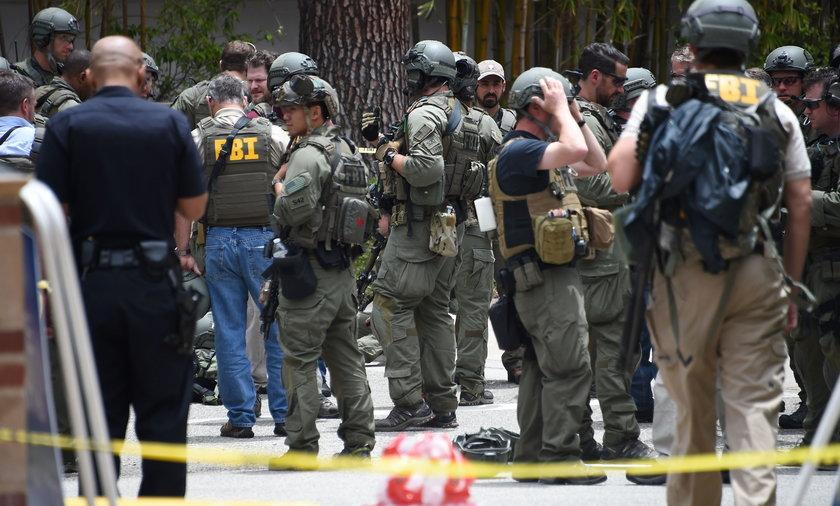Strzelanina na uniwersytecie UCLA w Los Angeles. Dwie osoby nie żyją