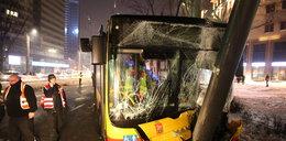 Wypadek autobusu w Warszawie. Paraliż w stolicy! 14 osób...