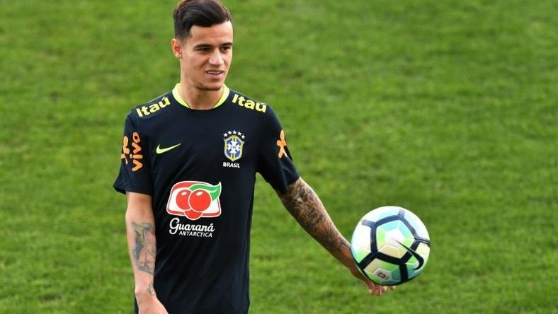 Philippe Coutinho handed in a transfer request in a bid to convince Liverpool to sell him to Barcelona