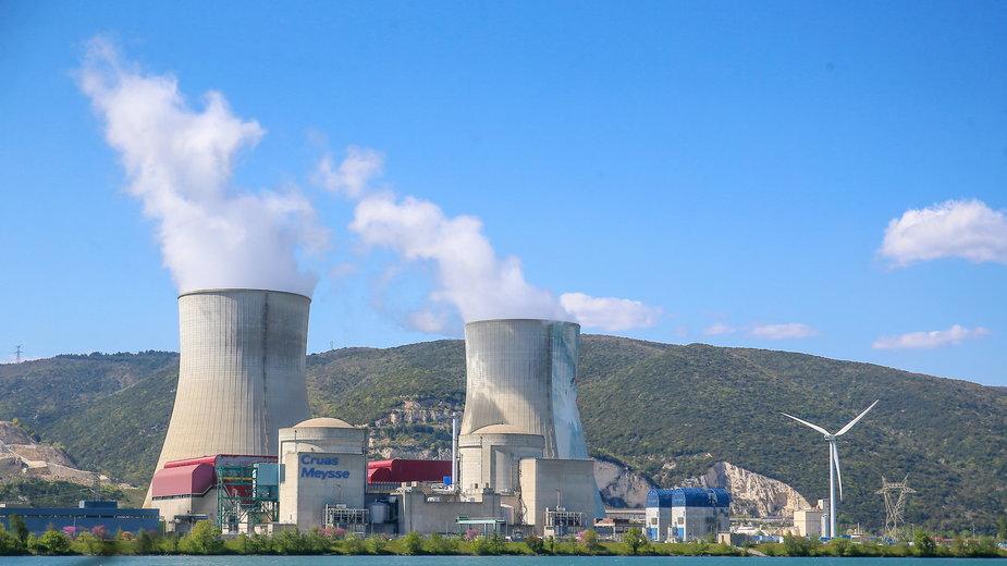 Elektrownia atomowa EDF we Francji